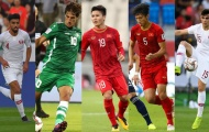 Top 5 sao trẻ xuất sắc Asian Cup: ĐT Việt Nam góp 2 cái tên