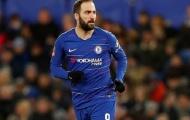 Chấm điểm Chelsea: Willian gánh đội, Higuain ra mắt không như mong đợi