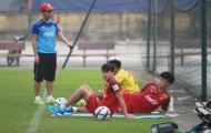 U22 Việt Nam nhận tin không vui sau trận giao hữu với Ulsan Hyundai