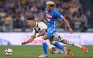 Thay Bellerin, Arsenal tiếp cận tân binh thất sủng của Napoli