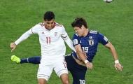 Tuyển Iran sau trận thua Nhật Bản: 'Người khổng lồ trên đôi chân đất sét'