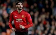 Rời Man Utd, Fellaini nhận lương siêu khủng tại Trung Quốc
