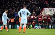 Higuain mờ nhạt, Luiz mơ ngủ; Chelsea có trận thua tan nát trước Bournemouth
