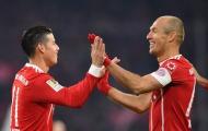 Bị Arsenal chèo kéo, sếp lớn Bayern phải 'nài nỉ' cái tên này đừng ra đi