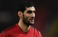 Đồng đội cũ giải thích nguyên nhân Fellaini phải rời Man Utd