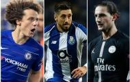 4 ngôi sao Man Utd nên chiêu mộ vào phiên chợ Hè năm nay