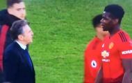 Nói chuyện với Pogba, HLV Leicester bị chửi thẳng mặt