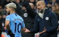 Pep Guardiola: 'Người ta nói tôi không phải bạn của Aguero'