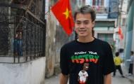 Văn Toàn giữ thói quen thăm thầy cô giáo dịp Tết