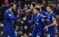 Đội hình xuất sắc nhất vòng 25 Premier League: Cuộc chơi của số 9