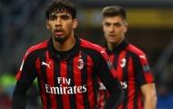 Tân binh thăng hoa, sếp AC Milan 'mừng ra mặt'