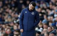 Sốc: CĐV Everton kêu gọi sa thải HLV nếu thắng Man City