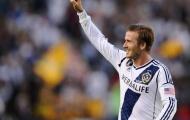 David Beckham được dựng tượng ở Mỹ