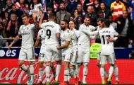Ghi bàn vào lưới Atletico, Sergio Ramos có pha ăn mừng 'khó đỡ'