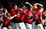 Hơn cả điểm số, chiến thắng Fulham có quá nhiều ý nghĩa với Man Utd