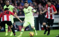 Highlights: Athletic Bilbao 0-0 Barcelona (La Liga)