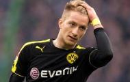 Trước thềm đại chiến Tottenham, Dortmund nhận hung tin từ Reus