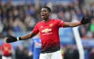 10 tiền vệ ghi bàn khủng nhất châu Âu mùa 2018/19: Pogba xếp thứ 7
