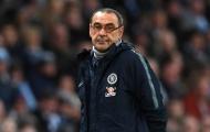 NÓNG: Chelsea chốt xong người thay thế Sarri