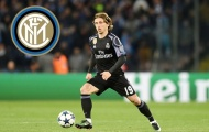 Nóng: Inter Milan hết cơ hội chiêu mộ Luka Modric