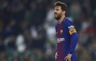 Top dội bom tại Champions League 2018/2019: Messi không phải nhất