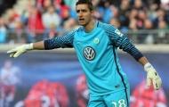Wolfsburg đấu tranh giữ trụ cột