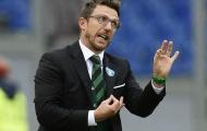"""HLV Di Francesco nói điều bất ngờ khi AS Roma """"chỉ"""" thắng Porto 2-1"""