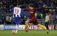 Ngôi sao tuổi teen lập cú đúp, AS Roma đánh bại Porto trên sân nhà