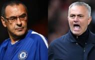 Sao Chelsea nhận xét bất ngờ về Sarri và Jose Mourinho