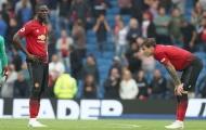 'Còn một vấn đề của Mourinho vẫn tồn tại ở Man Utd'