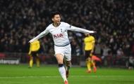 Hủy diệt Dortmund trong hiệp hai, Tottenham đặt một chân vào Tứ kết