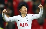 'Khi Son Heung-min ghi bàn, tôi sẽ đi tắm rồi yên tâm chờ trận đấu kết thúc'