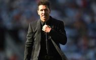 Simeone hướng đến tương lai cùng Atletico Madrid