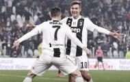 Dybala và Ronaldo rủ nhau lập công, Juventus vùi dập Frosinone 3 bàn không gỡ