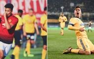 'Tiểu Persie' của Man Utd đang ở đâu so với 'tiểu Messi'?