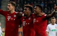 3 điều rút ra từ trận thắng của Bayern trước Augsburg