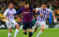 Highlights: Barcelona 1-1 Real Valladolid (La Liga)