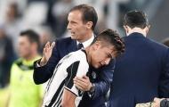 Nóng: Juventus chốt tương lai của Allegri và Dybala
