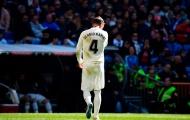 Ramos lập kỷ lục nhận nhiều thẻ đỏ nhất lịch sử La Liga