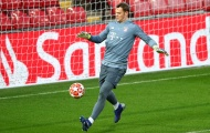 Manuel Neuer sa sút vì lên cân?