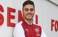 Sokratis nhận định lạc quan về trụ cột tương lai của Arsenal