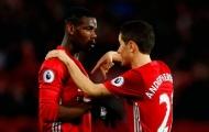 Sau trận Chelsea: Song sát ảo 'AnderPog' - Man Utd tiến hóa dữ dội sau thảm bại PSG