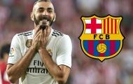 Tiết lộ! Benzema không thể đến Barca vì 1 cuộc nói chuyện không như ý