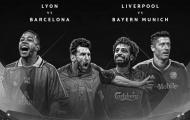 5 thống kê quá thảm hại sau lượt trận Champions League rạng sáng nay