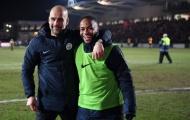 Manchester City thiếu vắng 2 trụ cột ở trận đấu gặp Schalke 04