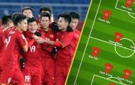 3 điều rút ra từ danh sách sơ bộ U23 Việt Nam: Hà Nội áp đảo, sân khấu của Tiến Dũng