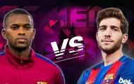 Valverde và quyết định khó khăn: Sergi Roberto hay Nelson Semedo?