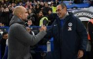 Khởi đầu của Sarri vẫn tốt hơn... Guardiola