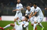 Không cần Mauro Icardi, Inter Milan vẫn thăng hoa tại Giuseppe Meazza
