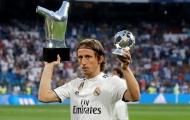 Real Madrid đưa ra quyết định về tương lai Luka Modric